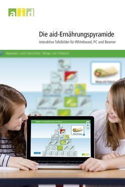 Die aid-Ernährungspyramide – Interaktive Tafelbilder für Whiteboard, PC und Beamer von Braukmann,  Melanie, Kessner,  Larissa