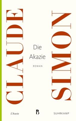 Die Akazie von Moldenhauer,  Eva, Simon,  Claude
