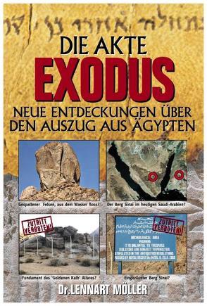 DIE AKTE EXODUS von Möller,  Lennart