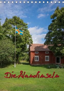 Die Ålandinseln (Tischkalender 2021 DIN A5 hoch) von Drees,  Andreas, www.drees.dk