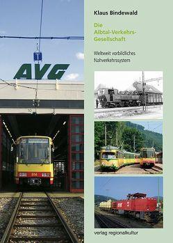 Die Albtal-Verkehrs-Gesellschaft von Bindewald,  Klaus