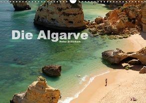 Die Algarve (Wandkalender 2018 DIN A3 quer) von Schickert,  Peter