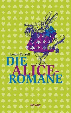 Die Alice-Romane von Carroll,  Lewis, Flemming,  Günther, Tenniel,  John