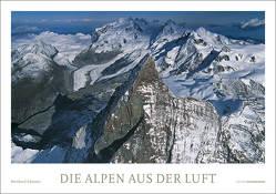 Die Alpen aus der Luft von Edmaier,  Bernhard