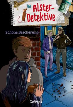 Die Alster-Detektive von Velte,  Ulrich, Wiegand,  Katrin