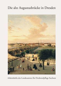 Die alte Augustusbrücke in Dresden