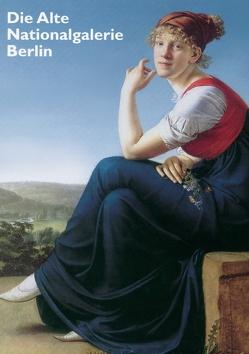 Die Alte Nationalgalerie Berlin von Keisch,  Claude