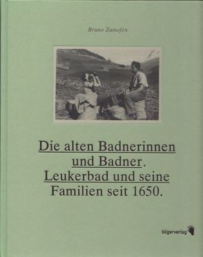 Die alten Badnerinnen und Badner von Zumofen,  Bruno