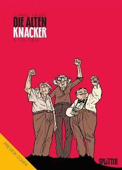 Die Alten Knacker. Band 5 von Cauuet,  Paul, Lupano,  Wilfrid