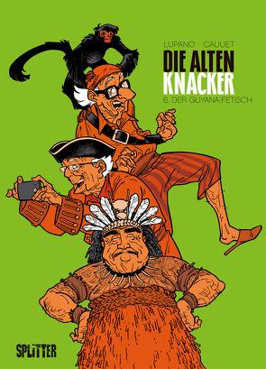 Die alten Knacker. Band 6 von Cauuet,  Paul, Lupano,  Wilfrid