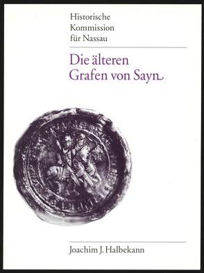 Die älteren Grafen von Sayn von Halbekann,  Joachim J