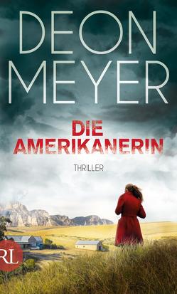 Die Amerikanerin von Meyer,  Deon, Schaefer,  Stefanie