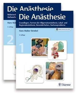 Die Anästhesie von Striebel,  Hans Walter