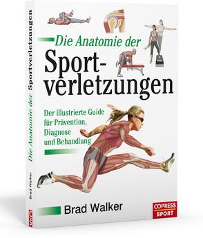 Die Anatomie der Sportverletzungen von Walker,  Brad
