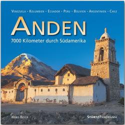 Die Anden – 7000 Kilometer durch Südamerika von Beyer,  Heiko
