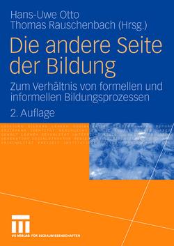 Die andere Seite der Bildung von Otto,  Hans-Uwe, Rauschenbach,  Thomas