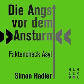 """Die Angst vor dem """"Ansturm"""" von Hadler,  Simon"""