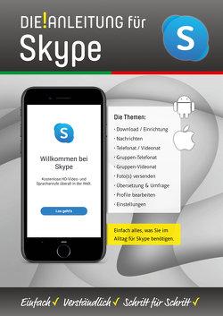 Die Anleitung für Skype von Oestreich,  Helmut