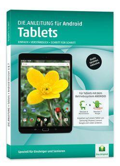 Die.Anleitung für Tablets mit Android 6/7 von Oestreich,  Helmut