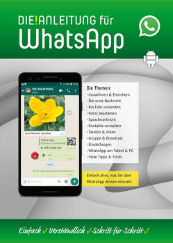 DIE ANLEITUNG für WhatsApp (Android) von Oestreich,  Helmut