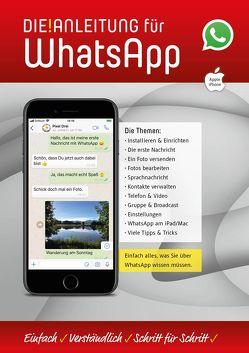 WhatsApp für das iPhone ganz einfach erklärt von Oestreich,  Helmut