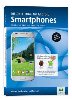 Die.Anleitung für Smartphones mit Android 4/5 von Oestreich,  Helmut
