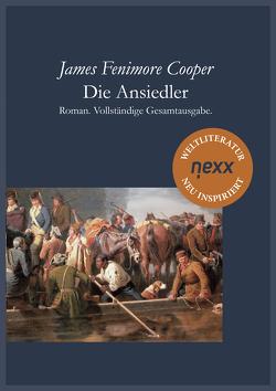 Die Ansiedler von Cooper,  James Fenimore