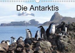 Die Antarktis / CH-Version (Wandkalender 2018 DIN A4 quer) von Brack,  Roland