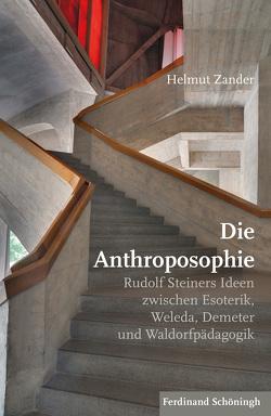 Die Anthroposophie von Zander,  Helmut