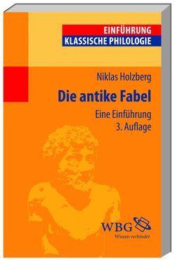 Die antike Fabel von Holzberg,  Niklas