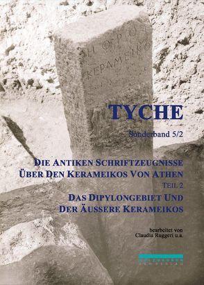Die Antiken Schriftzeugnisse über den Kerameikos von Athen von Ruggeri,  Claudia