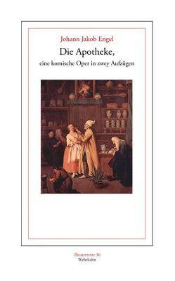 Die Apotheke von Engel,  Johann Jakob, Košenina,  Alexander