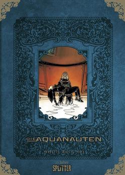 Die Aquanauten Gesamtausgabe (limitierte Sonderedition) von Mallié,  Vincent, Parnotte,  Joel