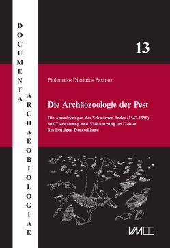 Die Archäozoologie der Pest von Paxinos,  Ptolemaios Dimitrios