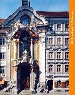 Die Asamkirche in München von Steiner,  Peter B.
