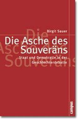 Die Asche des Souveräns von Sauer,  Birgit