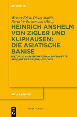 Die Asiatische Banise von Frick,  Werner, Martin,  Dieter, Vorderstemann,  Karin, Zigler und Kliphausen,  Heinrich Anshelm von