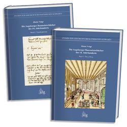 Die Augsburger Baumeisterbücher des 14. Jahrhunderts von Voigt,  Dieter