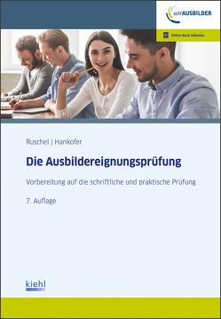 Die Ausbildereignungsprüfung von Hankofer,  Sina Dorothea, Ruschel,  Adalbert