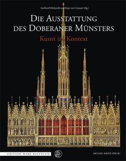 Die Ausstattung des Doberaner Münsters von Hoffmann,  Volker, von Cossart,  Kaja, Weilandt,  Gerhard