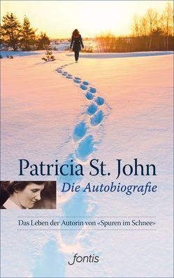 Die Autobiografie von St. John,  Patricia, Steinseifer,  Wolfgang