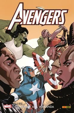 Die Avengers in Wakanda von Okorafor,  Nnedi, Okunev,  Oleg