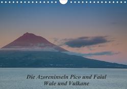 Die Azoreninseln Pico und Faial (Wandkalender 2021 DIN A4 quer) von H. Gulbins,  Dr.
