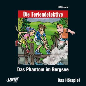 Die Baadingoo Feriendetektive: Das Phantom im Bergsee (Audio CD) von Blanck,  Ulf