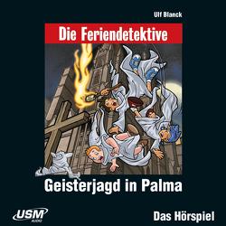 Die Baadingoo Feriendetektive: Geisterjagd in Palma (Audio-CD) von Blanck,  Ulf