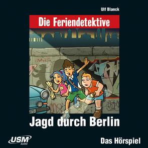 Die Baadingoo Feriendetektive: Jagd durch Berlin (Audio-CD) von Blanck,  Ulf