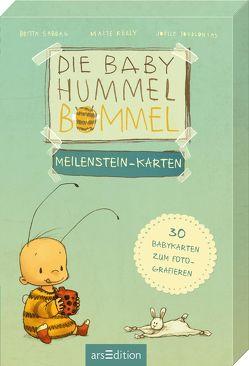 Die Baby Hummel Bommel – Meilenstein-Karten von Kelly,  Maite, Sabbag,  Britta, Tourlonias,  Joelle