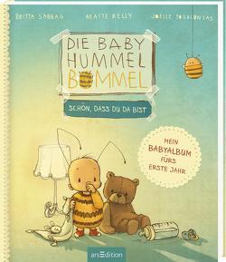 Die Baby Hummel Bommel – Babyalbum von Kelly,  Maite, Sabbag,  Britta, Tourlonias,  Joelle