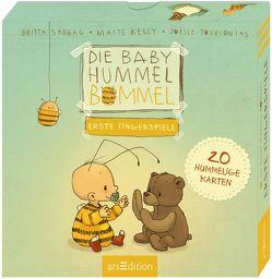 Die Baby Hummel Bommel – Erste Fingerspiele von Kelly,  Maite, Sabbag,  Britta, Tourlonias,  Joelle