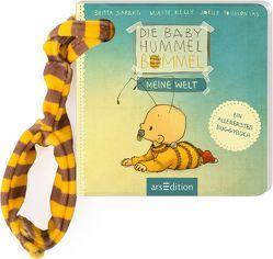 Die Baby Hummel Bommel – Meine Welt von Kelly,  Maite, Sabbag,  Britta, Tourlonias,  Joelle